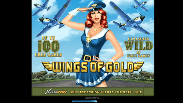 Бонусная игра Wings Of Gold 1