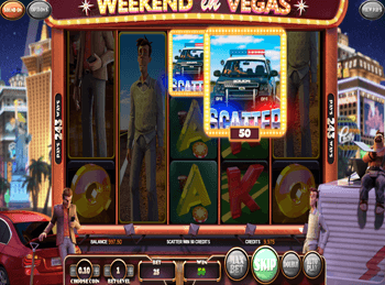 Характеристики слота Weekend In Vegas 1