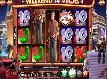 Характеристики слота Weekend In Vegas 2