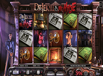 Бонусная игра Dr. Jekyll And Mr. Hyde 3