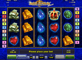 Бонусная игра Just Jewels Deluxe 1